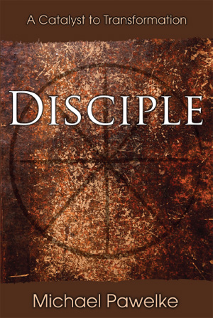 DISCIPLE - by Michael Pawelke (cover image)