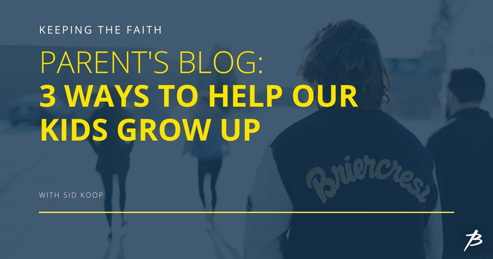Parent's Blog 2
