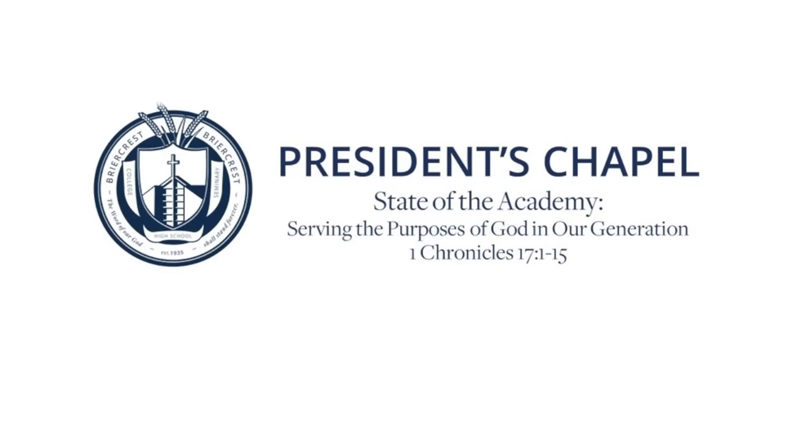 State of the Academy