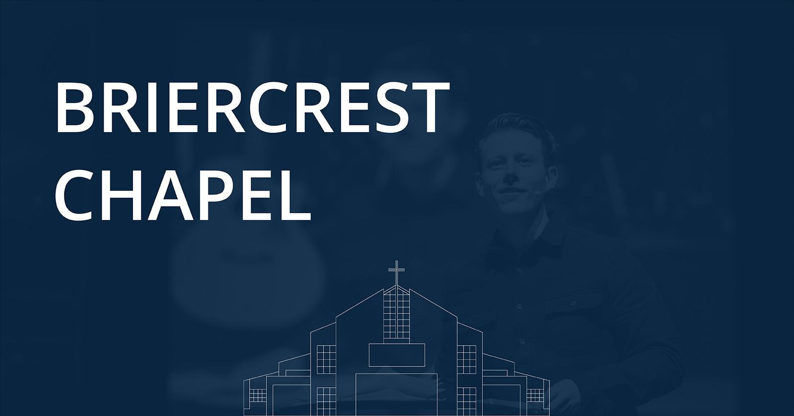 Briercrest Chapel graphic
