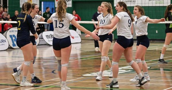 Women's Volleyball Nationals