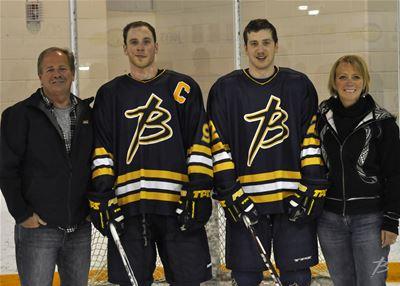 Ben, Josh, Jared & Marg Dueck
