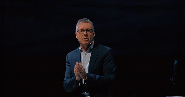 Briercrest President Michael Pawelke